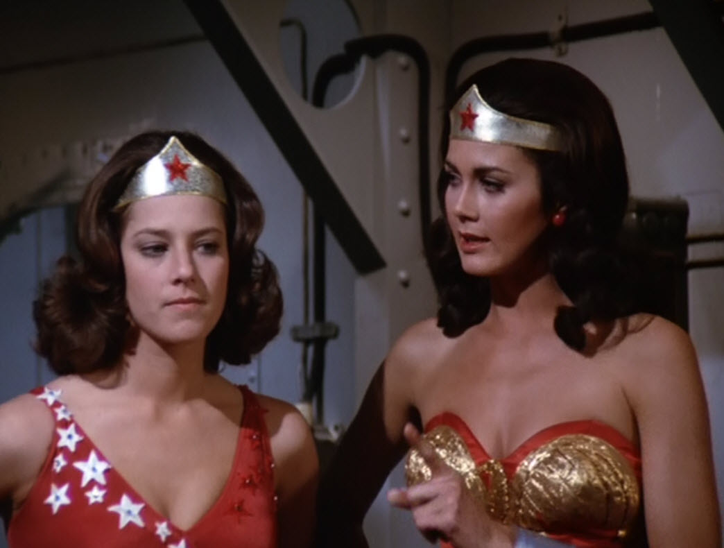 carter lynda Wonder fakes woman